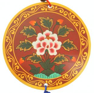 Lotus flower (Eight auspicious symbols)